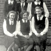 School group - late 40s.